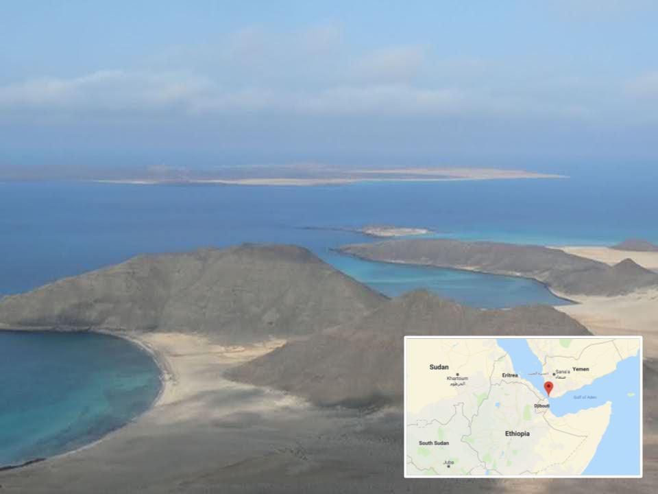 Bab al-Mandab Strait