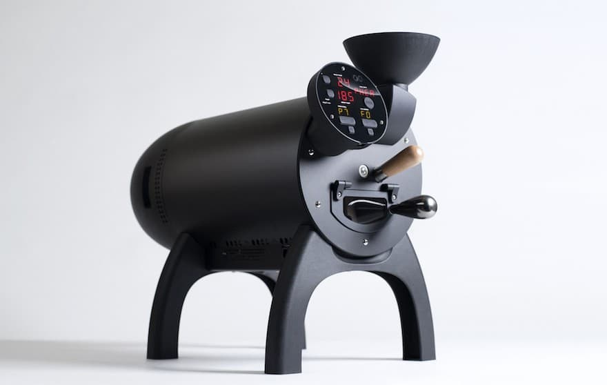 Aillio Bullet R1 home coffee roaster