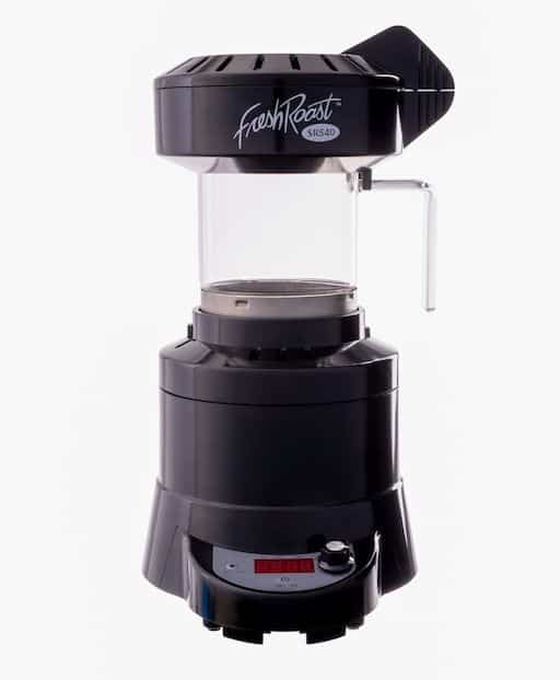 FreshRoast SR540 home coffee roaster