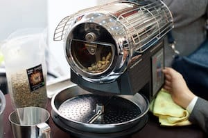 Hottop 8828B home coffee roaster