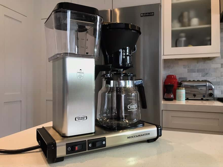 Our review of the Technivorm Moccamaster KB 741