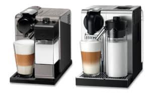 Nespresso Lattissima Touch and Lattissima Pro coffee machines