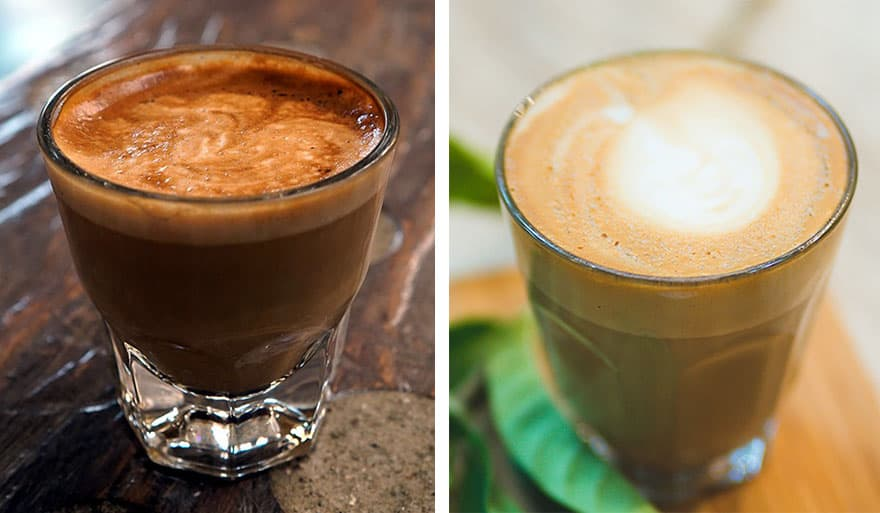 Is that a cortado or a latte? Here's how to tell