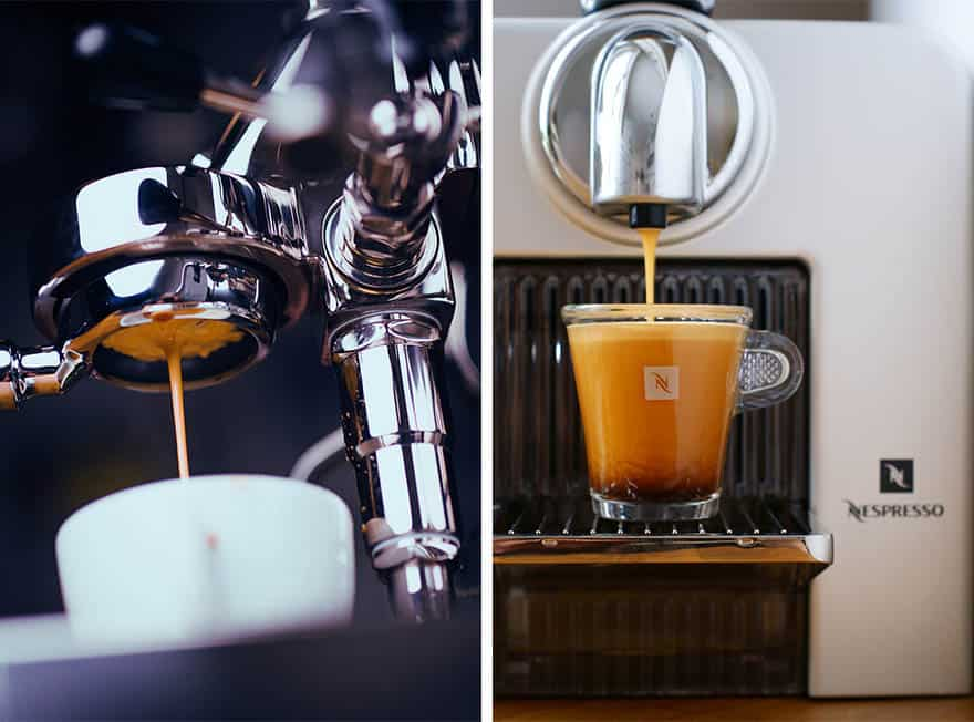 Espresso Machine vs. Nespresso: Which Should You Choose?