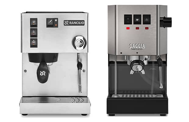Rancilio Silvia vs. Gaggia Classic Pro: Which Should You Choose?