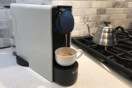 Nespresso Essenza Plus offers quality, versatility in a compact package
