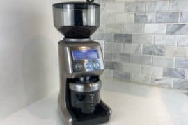 Our review of the Breville Smart Grinder Pro
